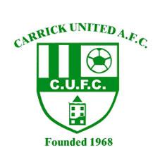 Carrick United Football Club Logo