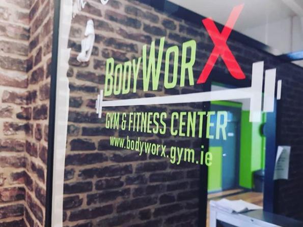 BodyWorX Gym Club Sponsorship